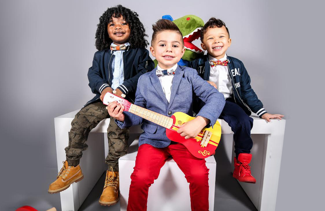 Little Dapper Gents