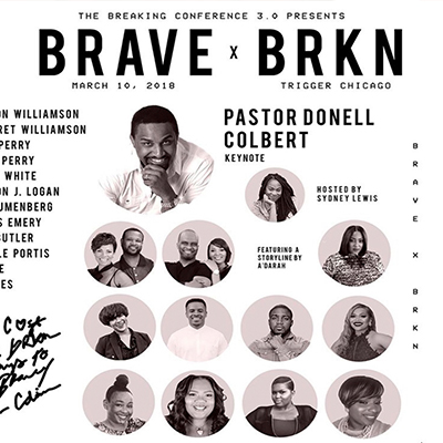 Brave and Broken Conference