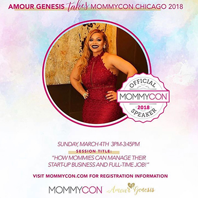 Mommy Con Chicago