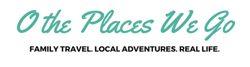 Oh the Places We Go Logo